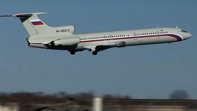 СМИ назвали перегруз вероятной первопричиной крушения Ту-154