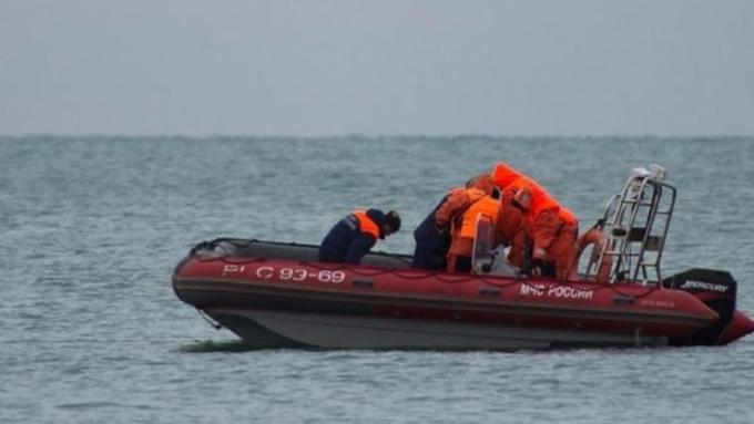 Минобороны сообщило оподнятии содна 2-го чёрного ящика Ту-154