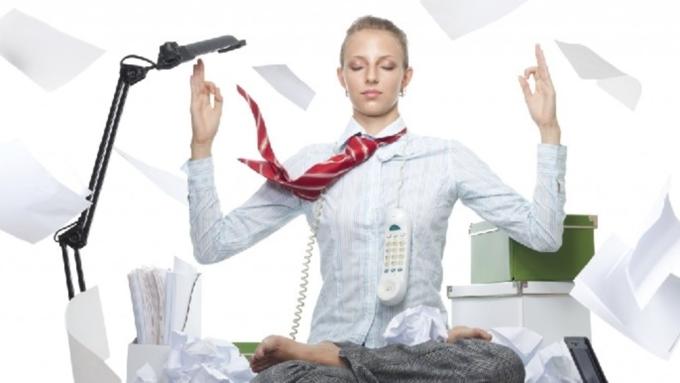 Ученые доказали, что стресс наработе приносит пользу