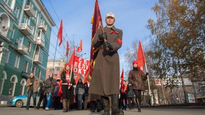 «Коммунисты России» посоветовали вернуть 7ноября статус выходного дня