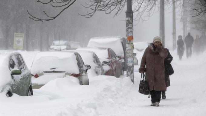 ВПольше из-за морозов погибли десять человек