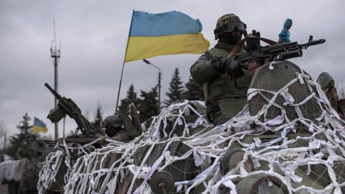 ВСУ: Трое украинских военных пропали вДонбассе