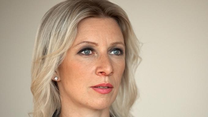 Захарова прокомментировала критику Стрип вадрес Трампа