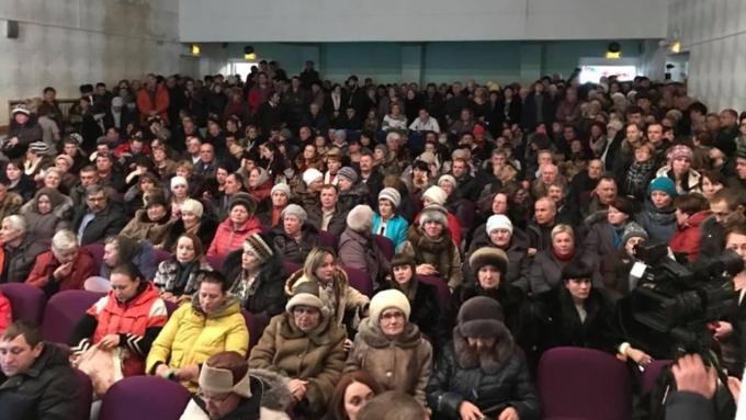 Сергей Дугин: темы возведения полигона ТБО больше нет