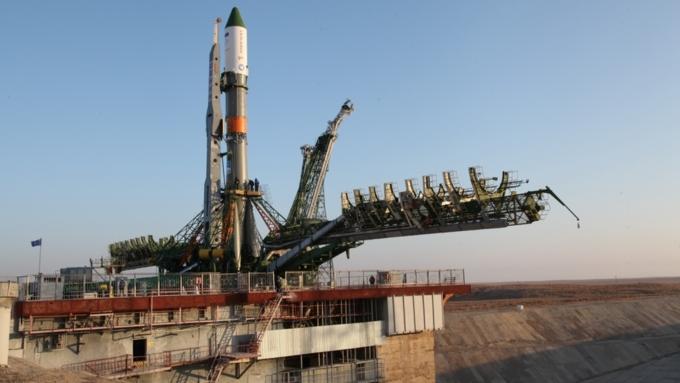 Роскосмос назвал причину крушения космического фургона «Прогресс МС-04»