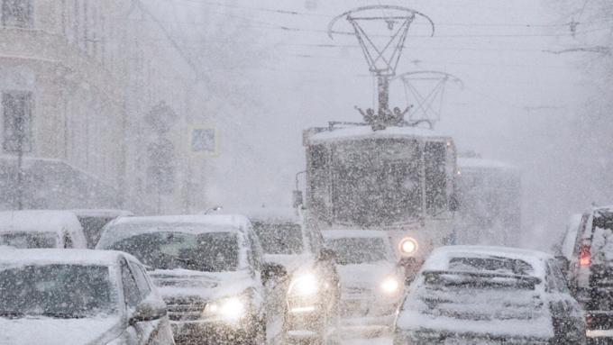 Прогноз погоды на2января: сильный ветер иметель обещают синоптики