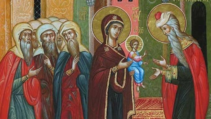 14января православные игреко-католики отмечают праздник Обрезания Господня