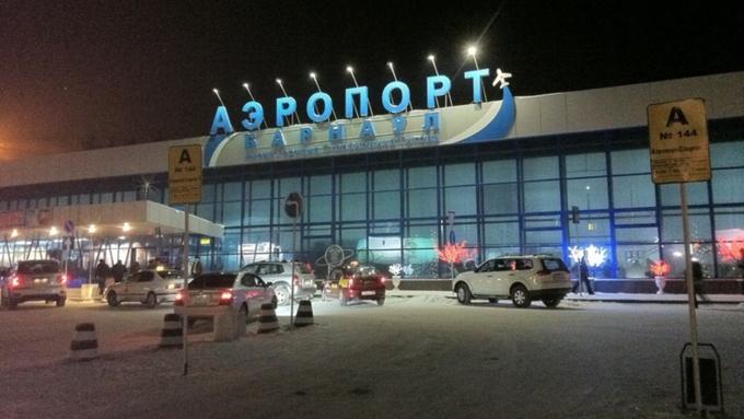Аэропорт Барнаула в прошлом 2016 обслужил неменее 386 тыс. пассажиров