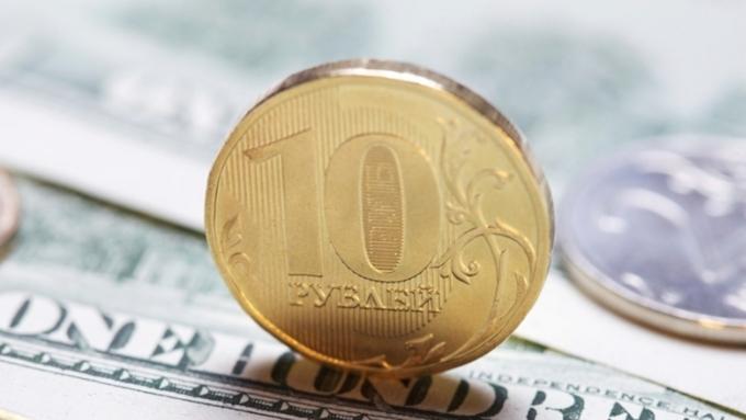 Биржевые курсы доллара иевро падают— руб. укрепляется