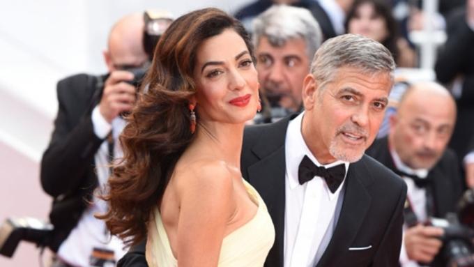 Амаль Клуни беременна близнецами— парнем идевочкой