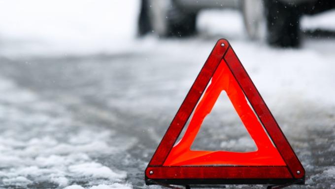 В российской столице автомобиль сбил четверых уличных рабочих