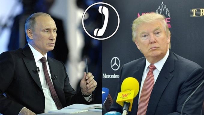 Лавров оценил разговор В.Путина иТрампа