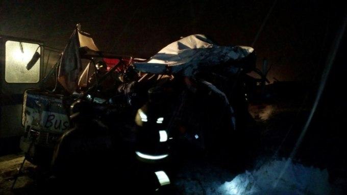 Вину за печальное ДТП с 2-мя автобусами возложили наалтайского перевозчика
