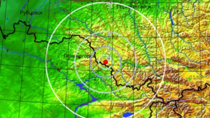 ВТибете зафиксировано землетрясение магнитудой 5,0