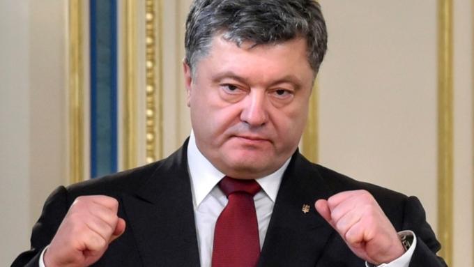 Ябольше всех хочу отмены санкций против Российской Федерации — Порошенко