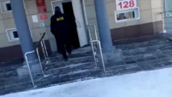 Задержание полицейского-антикоррупционера вНовоалтайске. Оперативное видео