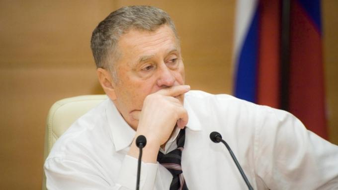 Жириновский сказал о своем намерении участвовать впрезидентских выборах