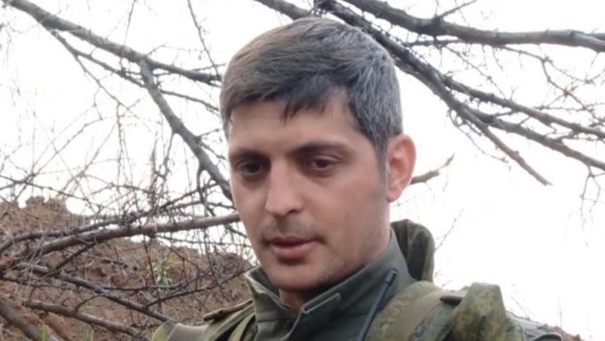 Кадры сместа взрыва вДонецке, где погиб командир ополченцев ДНР Гиви