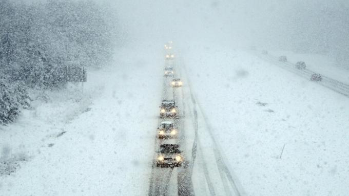 ВАлтайском крае объявлено штормовое предупреждение из-за сильного ветра
