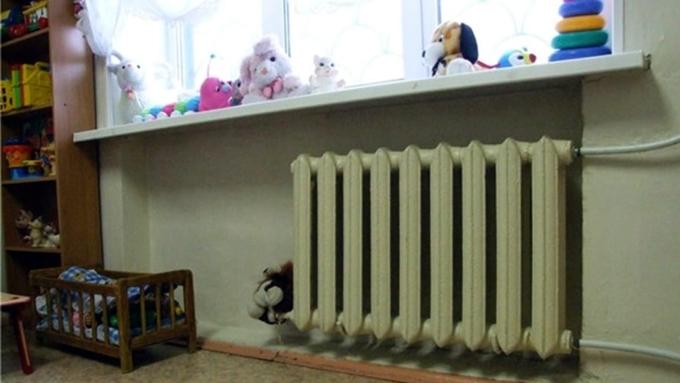 СКпроверит информацию онизкой температуре вдетсаду Рубцовска