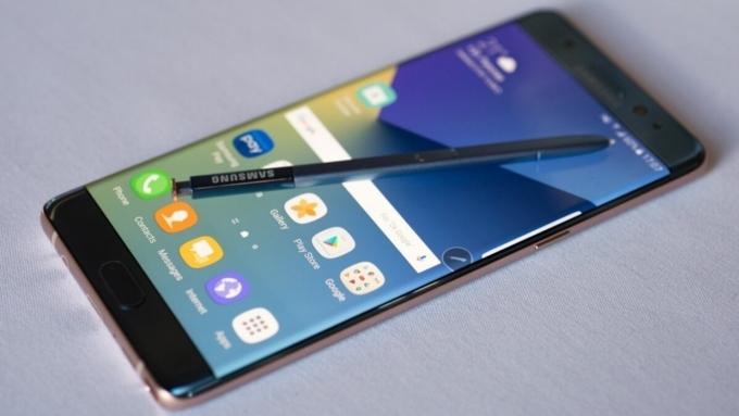 Samsung Galaxy Note 7 может снова появиться в продаже