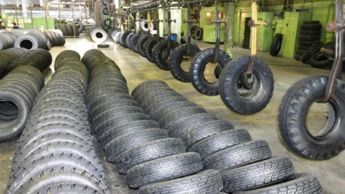 ОПГ обокрала Барнаульский шинный комбинат надесятки млн. руб.