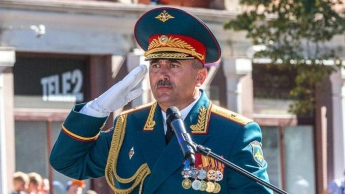Коммерсантъ проинформировал детали ранение генерала Милюхина вСирии