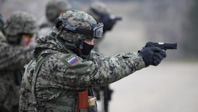 СМИ поведали о русском спецназе около границы Египта иЛивии