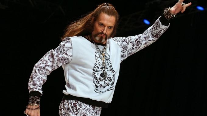 Джигурда хочет поехать на«Евровидение» отДНР