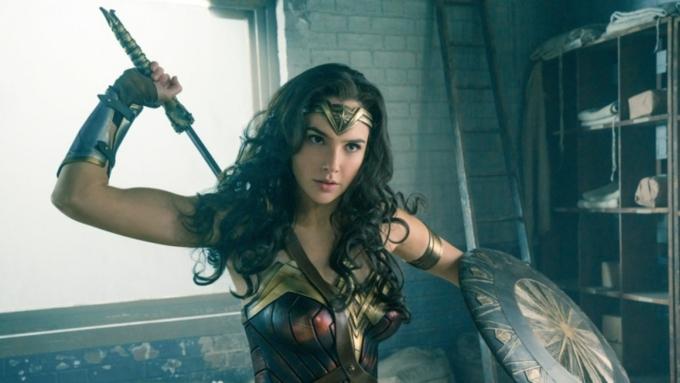 Зрители увидели новый трейлер фильма «Чудо-женщина»