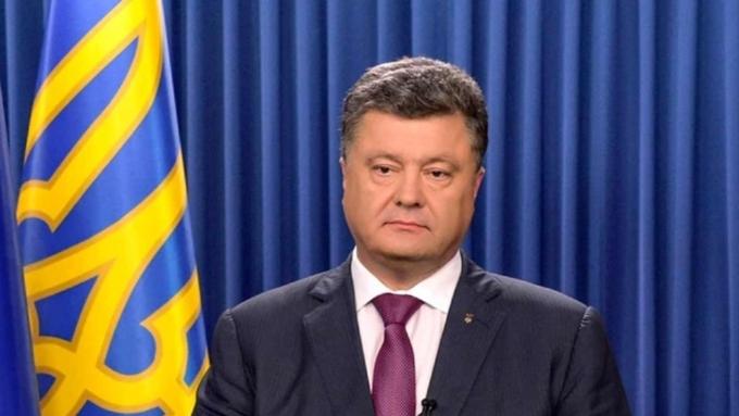 Порошенко утвердил санкции вотношении 5-ти банковРФ