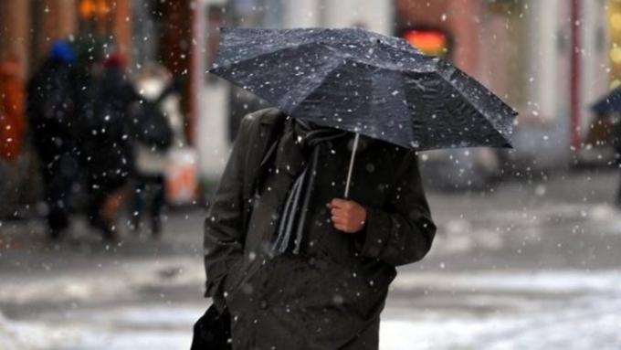 27марта вАлтайском крае синоптики ожидают дождь имокрый снег
