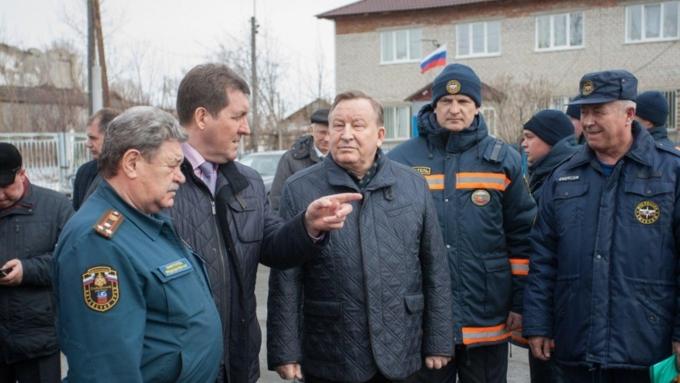 Александр Карлин лично проверил готовность кпаводку