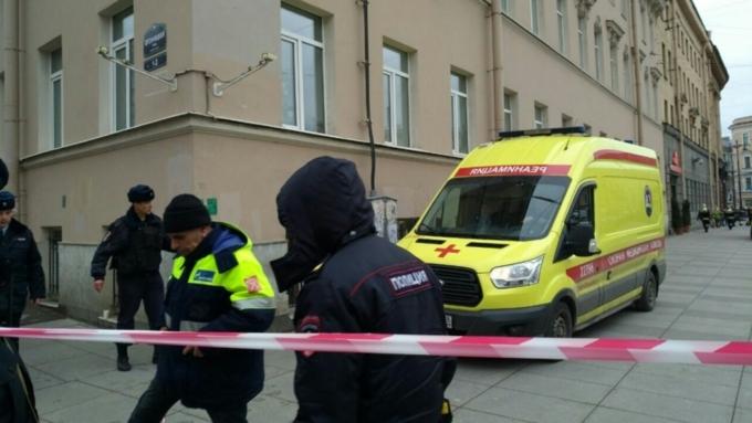 Предполагаемый организатор взрыва вметро попал навидео