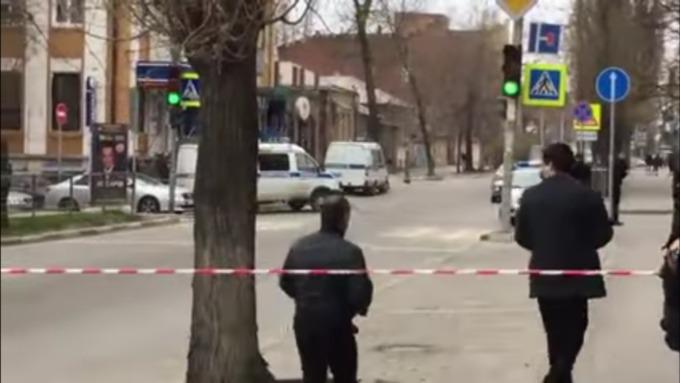Первопричиной взрыва ушколы вРостове-на-Дону стал бытовой конфликт— НАК