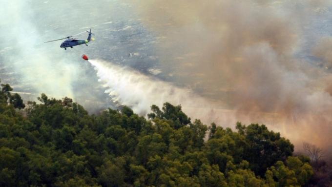 Экологи составили карту будущих природных катастроф РФ