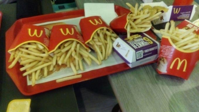 «Макдоналдс» вКрасноярске появится не ранее 2018 года