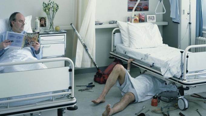 Вклинике Пензы супер-диагностику пациентам проводил автомеханик