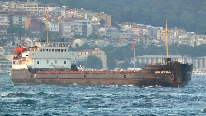 2-х  погибших моряков сухогруза «Герои Арсенала» подняли наповерхность