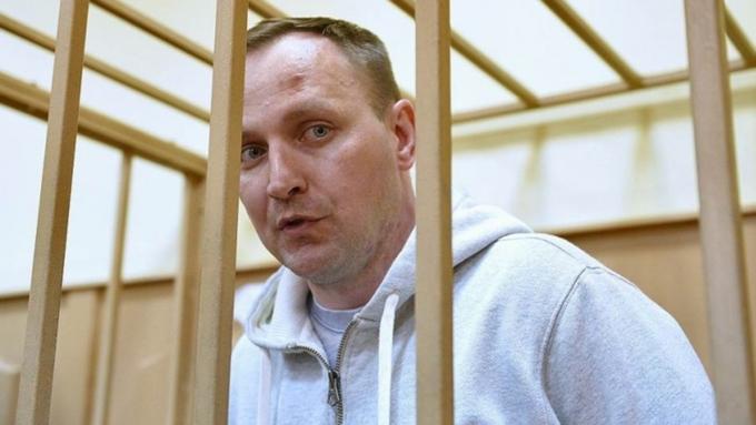 Экс-главу антикоррупционного главка МВДРФ приговорили к22 годам колонии
