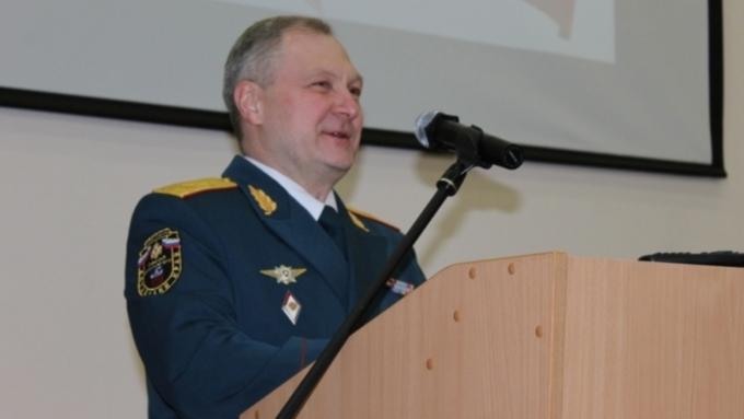 Лисин фото начальник гочс алтайского края