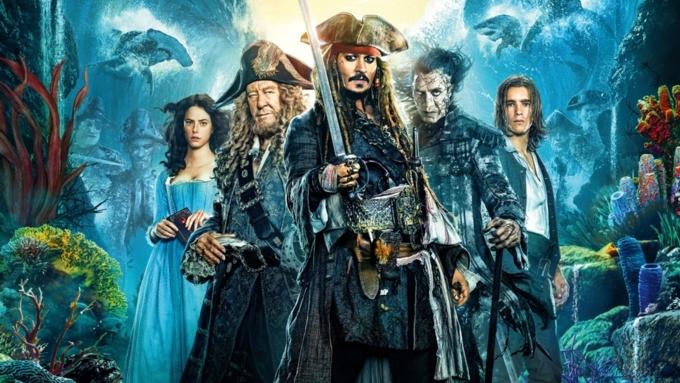 Критики разгромили новых «Пиратов Карибского моря»