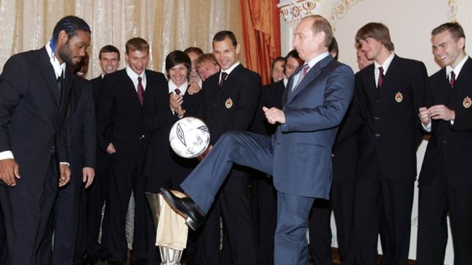 Сназваниями детских спортшкол пора разобраться— Путин