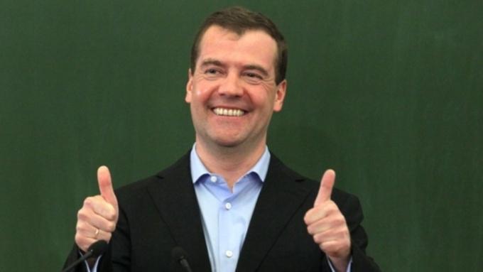 МВД ненашло нарушений закона вфактах расследования о«тайной империи» Медведева