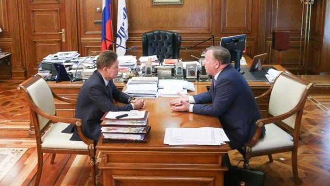 Газпром ведёт строительство трёх газопроводов вАлтайском крае