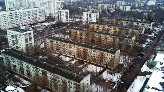 Почему Московские власти отказались отнебоскребов врамках реновации
