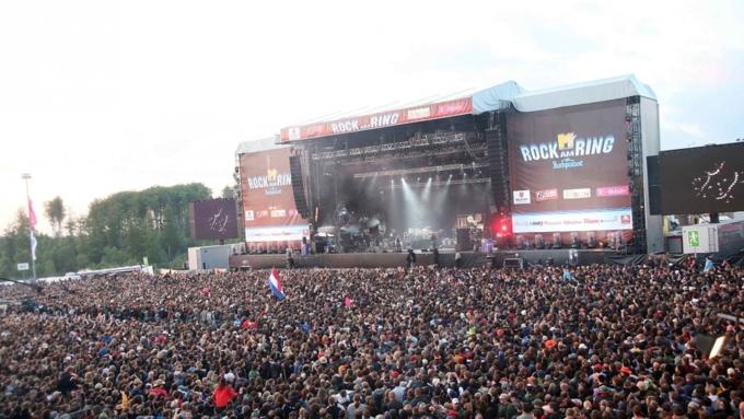 Рок-фестиваль вГермании приостановлен из-за угрозы теракта