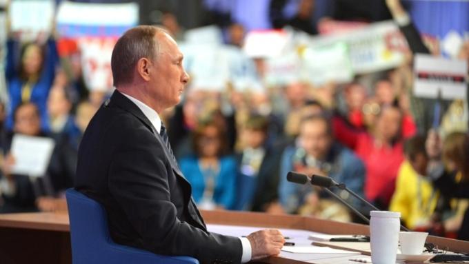 Песков: Регионы пробуют быстро реагировать напоручения Владимира Путина после «прямой линии»