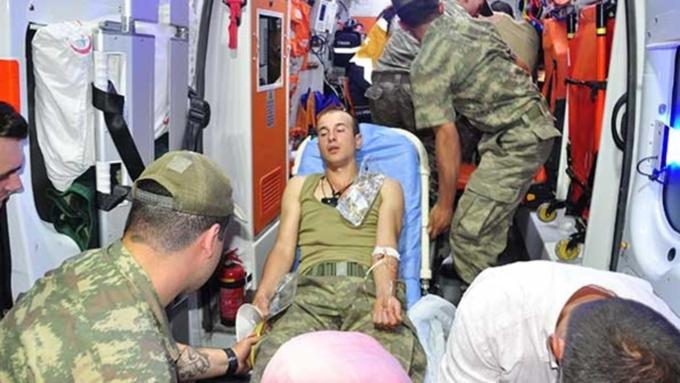 ВТурции отравились неменее 730 солдат