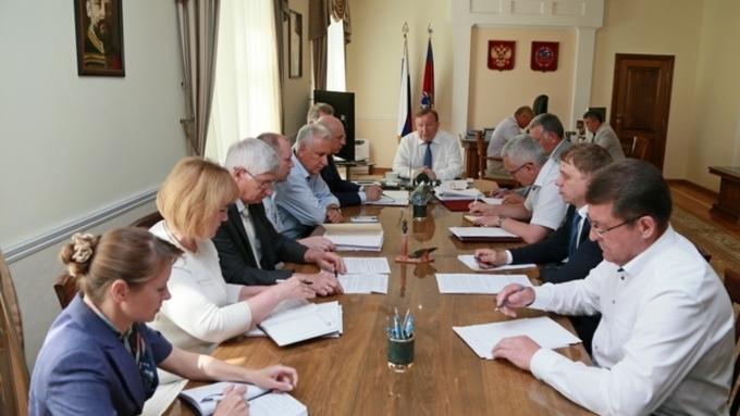 Губернатора Алтая обеспокоила смерть детей нареках